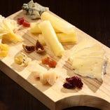 チーズ盛り合わせ♪【イタリア】