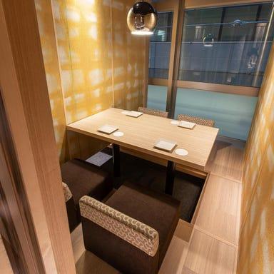 全席個室 鮮や一夜 浜松町駅前店  店内の画像