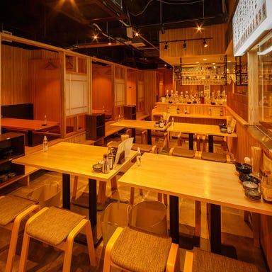 大衆酒場 KUMA3 ~クマサン~ いわき店  店内の画像