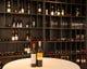 アメリカ産ワインを中心に組んだワインリスト