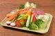 野菜を食べよう!さっぱり濃厚ライムソースでっ