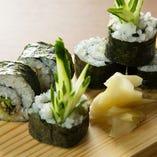 わさび巻寿司