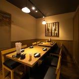 個室 テーブル席 5~8名様