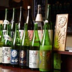 日本酒の品揃えには自信あり!!