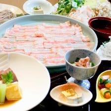 武蔵麦豚つゆしゃぶセット/4200円