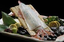 玄海の新鮮な魚料理や豊富なメニュー