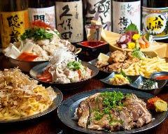 ボリュームたっぷりの肉バル グランドキッチン 新宿店