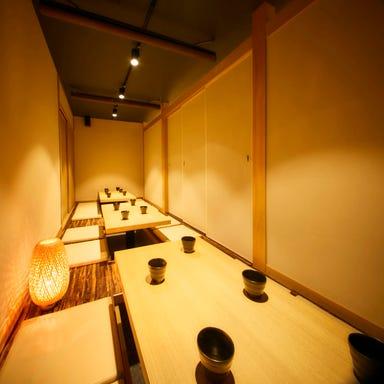 隠れ家個室居酒屋 一期~ichigo~ 豊田店 店内の画像