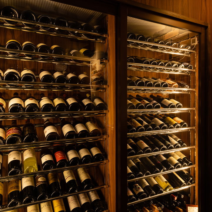世界各国100種類以上のワイン