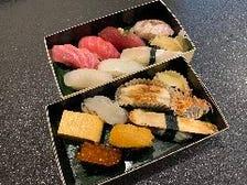 寿司折 テイクアウト