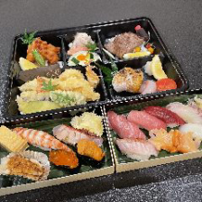 寿司屋の弁当 テイクアウト