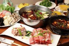 中華旬彩料理 火鍋 聚 サンシャインシティアルパ店