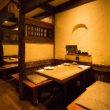 2階 テーブル席(2~4名様)