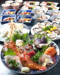 【誠寿司自慢の宴会コース】 内容・ご予算お気軽にご相談を。