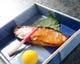 銀ダラ焼き!季節等により様々な焼き魚があります。ご賞味あれ!
