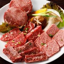 毎日仕入れるお肉はどれも新鮮