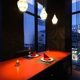 テーブル席個室(~6名様×2)