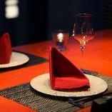 大切な方と過ごして頂きたい上質な空間と料理をご用意