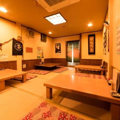 串処 おかめ  店内の画像