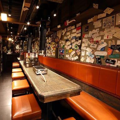 焼肉ホルモン 龍の巣 シン新宿三丁目店 店内の画像