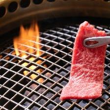 肉好きも唸る厳選素材の焼肉