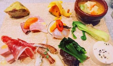 イタリア料理 sagano(サガノ)大阪阿波座店  コースの画像
