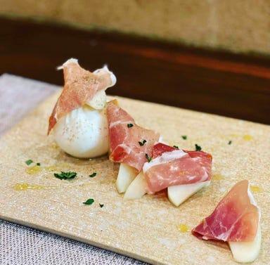 イタリア料理 sagano(サガノ)大阪阿波座店  メニューの画像
