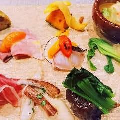 イタリア料理 sagano(サガノ)大阪阿波座店