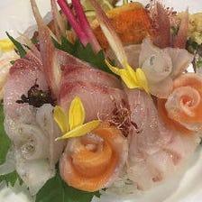 誕生日・記念日に「寿司ケーキ」