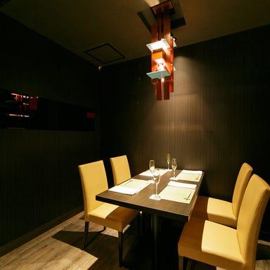 創作和食 銀座 KUSHIMA  店内の画像