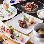 【お昼限定】料理長の厳選 ランチコース