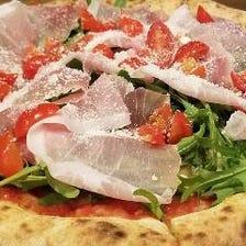 本格的イタリアンピッツェリアです。