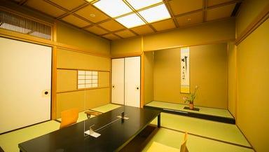 京懐石 美濃吉 竹茂楼 ホテルグランヴィア京都店  店内の画像