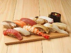 大塚 魚寿司 大塚のれん街