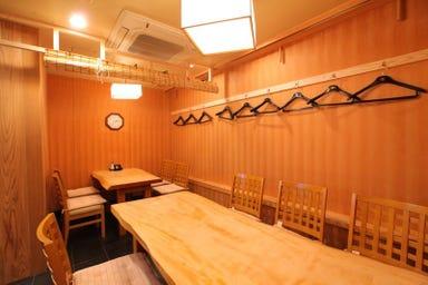 旬菜旬魚と日本酒 居酒屋 天うま  店内の画像