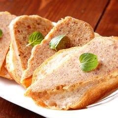 ピッコロプレート(小皿料理)