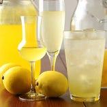 自家製の果実酒も新登場!フルーティで爽やかな飲み応え