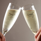 樽詰スパークリングワイン ポールスター コースご利用の方は、ウェルカムドリンクで樽詰スパークリングワイン ポールスターを一杯サービス
