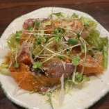 【新鮮】日替わり鮮魚のカルパッチョ