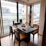 【10階】テーブル席個室(~10名様)
