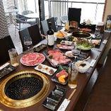 忘年会、新年会、歓送迎会などの会社宴会にどうぞ!
