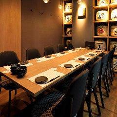 各種ご宴会に合わせたお部屋をご用意。鍋なし宴会もできます!