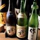 店長こだわりの約50種の日本酒としゃぶしゃぶは至福の時!