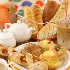 boogaloo cafe 寺町店
