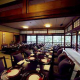 披露宴にも対応できる広く、開放感に あふれた二階大広間「桜」