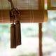 日本の設えの美 御簾が 夏を涼しげに演出する