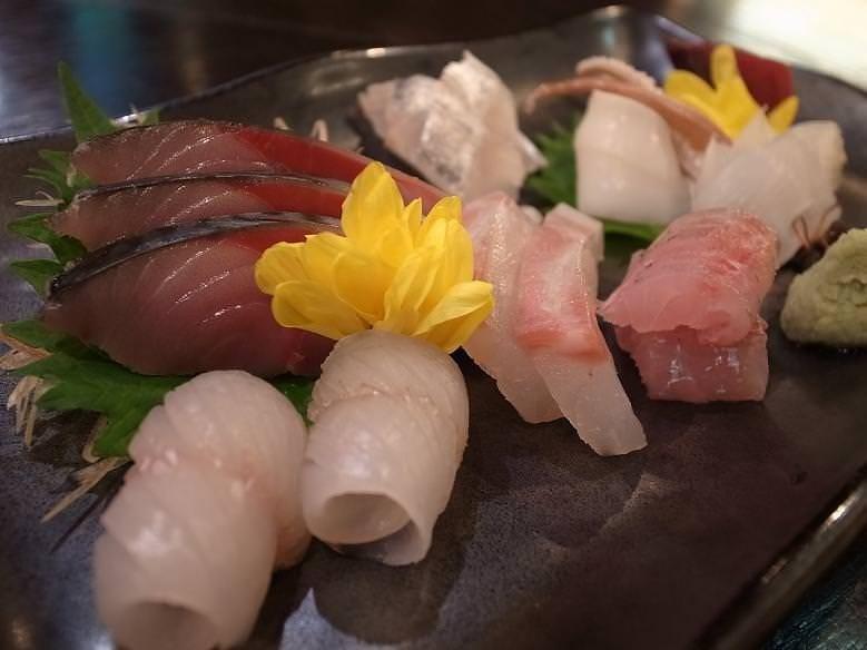 朝獲り鮮魚。鮮度と質は別格です!