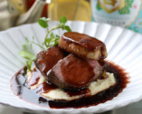 牛肉とフォアグラの名物!ロッシーニ