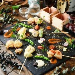肉とフレンチ串 ネオビストロ 大衆ロッシーニ 栄伏見店