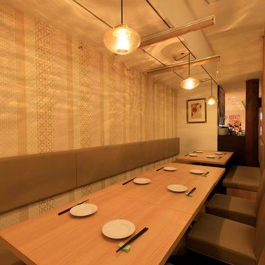 KOREAN KITCHEN&二色鍋 かん菜  店内の画像